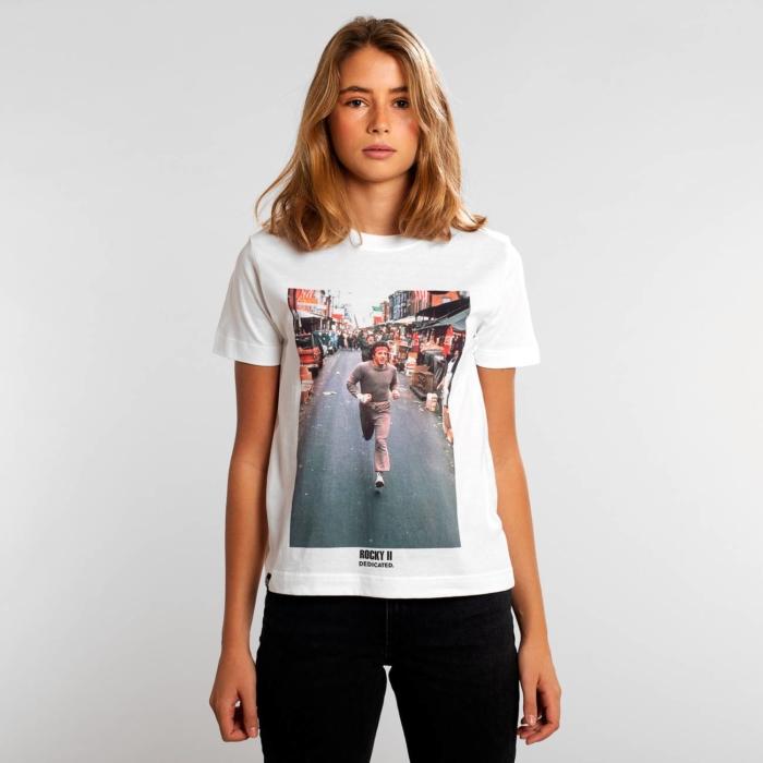 Dedicated x Rocky Balboa - Rocky Run T-Shirt (dam)