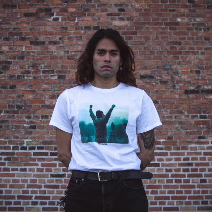 Dedicated x Rocky Balboa - Rocky Victory T-Shirt