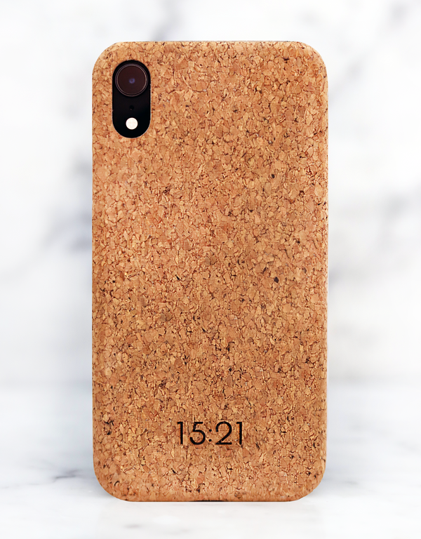 15:21 - iPhoneskal i kork, XR