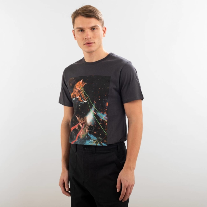 Dedicated - Lazer Cats T-shirt