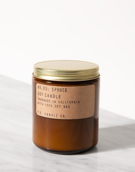 P.F. Candle Co. - Spruce Soy Candle