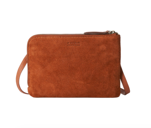 O My Bag - Lola Bag, Wild Oak / Suede