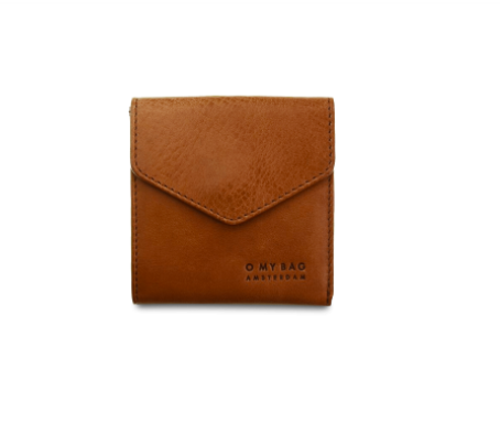 O My Bag - Georgies Wallet, Eco Classic Cognac