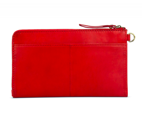 O My Bag - Travel Wallet / Clutch Bag, Red