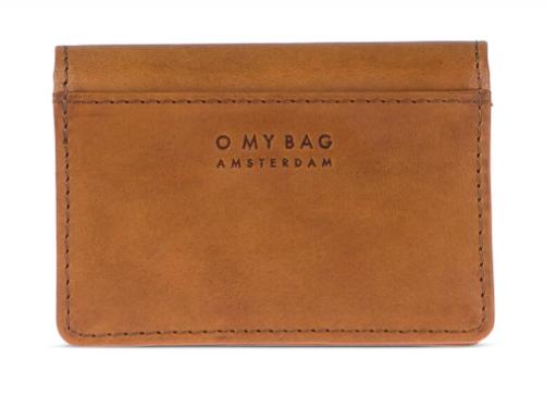 O My Bag - Multiple Cardholder, Cognac