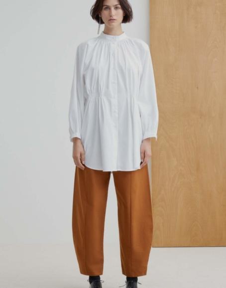 Kowtow - Observer Shirt, White