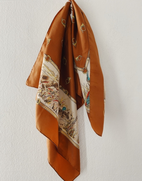 Ecosphere Vintage - Duck Scarf