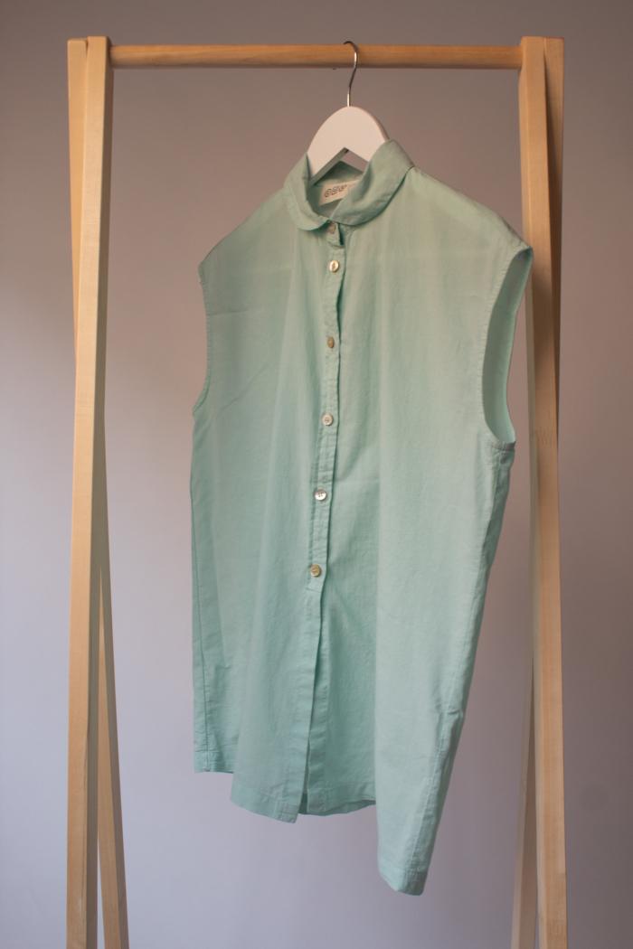 CUS - Spirulla Shirt, Aqua