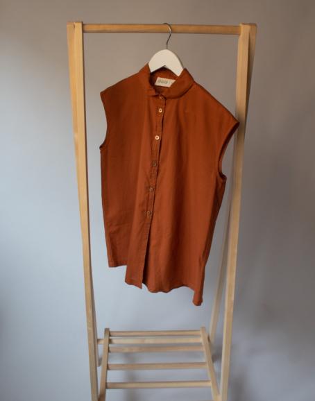 CUS - Spirulla Shirt, Rooibos
