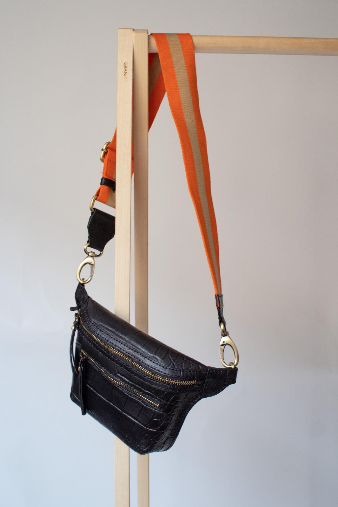 O My Bag - Beck's Bum Bag, Croco