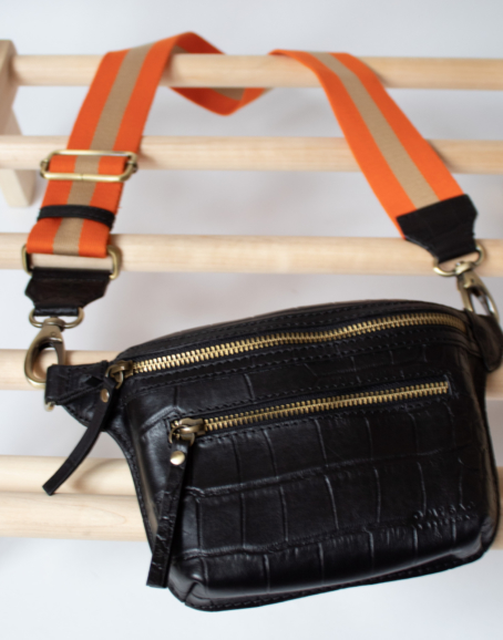 O My Bag - Beck's Bum Bag, Croco