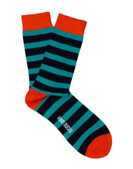 Kind Socks - Stripe Sock
