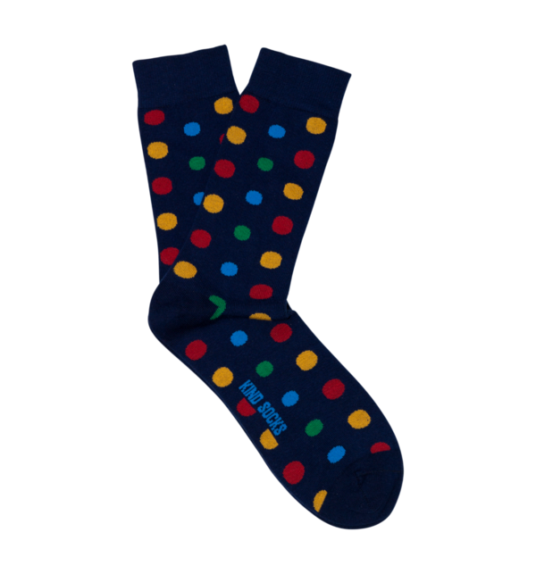 Kind Socks - Dot Sock