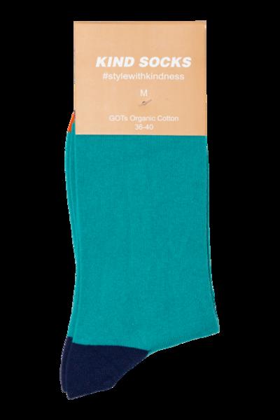 Kind Socks - Essential Green