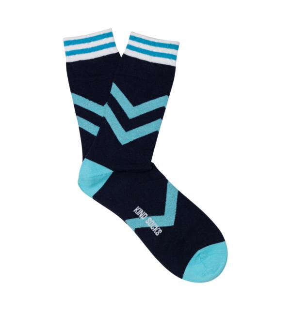 Kind Socks - Zig Zag Sock