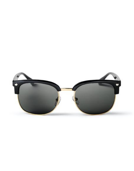 CHPO - Casper Sunglasses, Black/Gold
