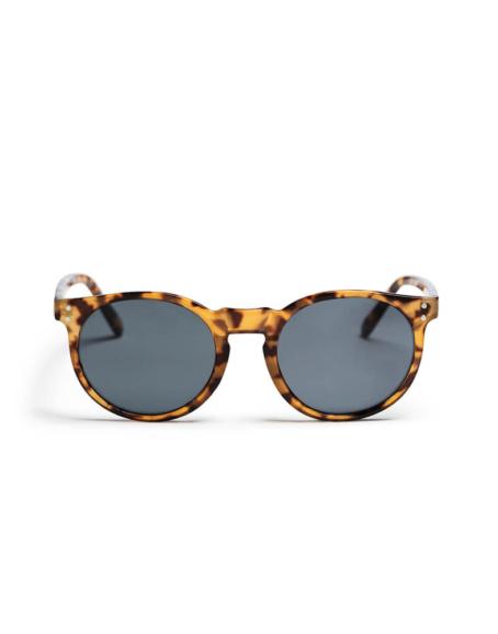 CHPO - Côte des Basques Sunglasses, Leopard/Black