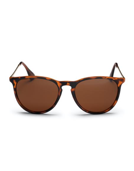 CHPO - Roma Sunglasses, Turtle Brown/Brown