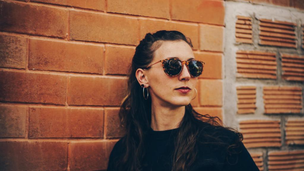 CHPO - Roma Sunglasses, Leopard/Black