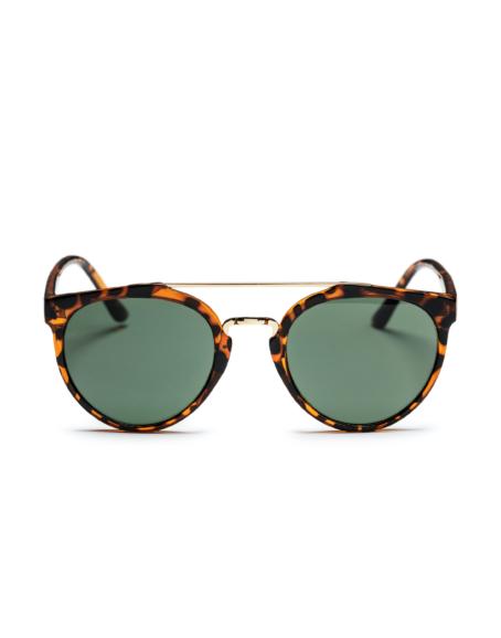CHPO - Copenhagen Sunglasses, Turtle Brown/Green