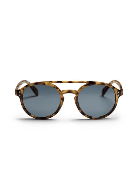 CHPO - Helsinki Sunglasses, Leopard/Black