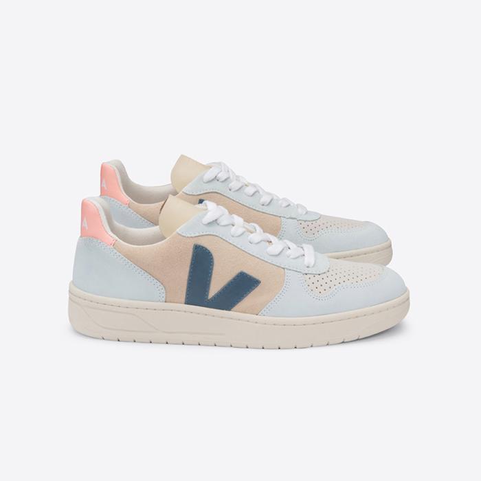 Veja - V10 Sneaker, Multico Almond California