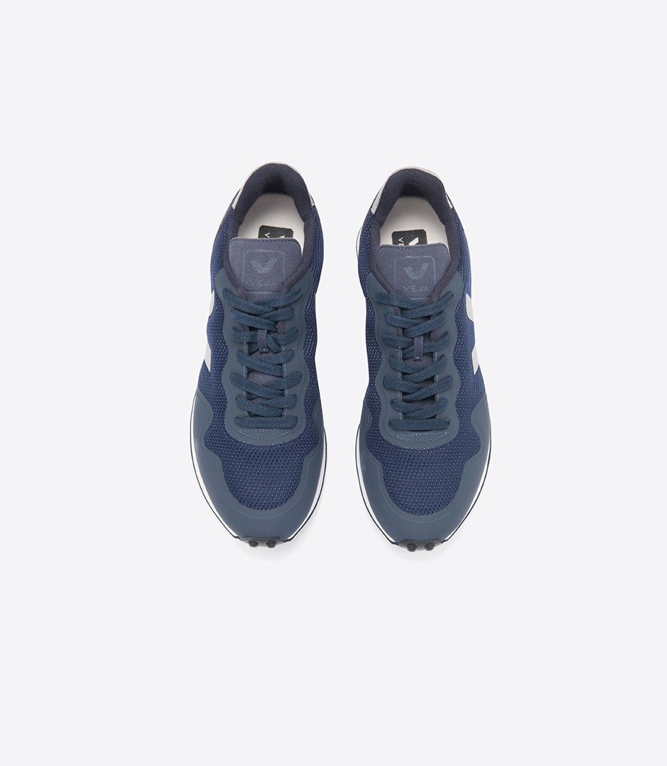 Veja - SDU Vegan Sneaker, Nautico Oxford Grey