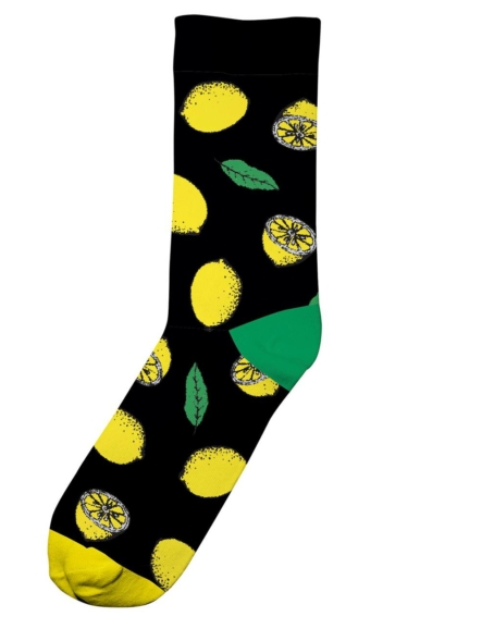 Dedicated - Lemon Socks
