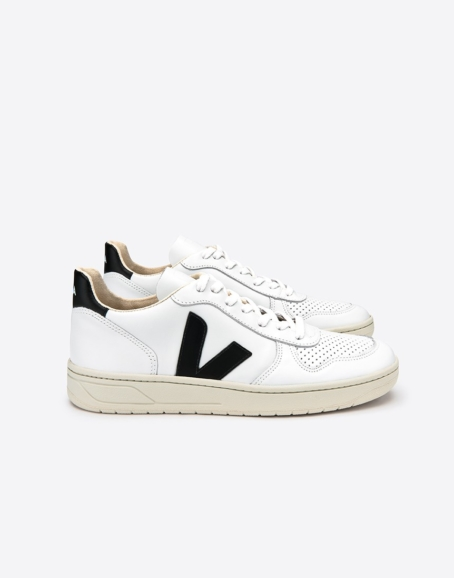 Veja - V10 Sneakers, Extra White Black