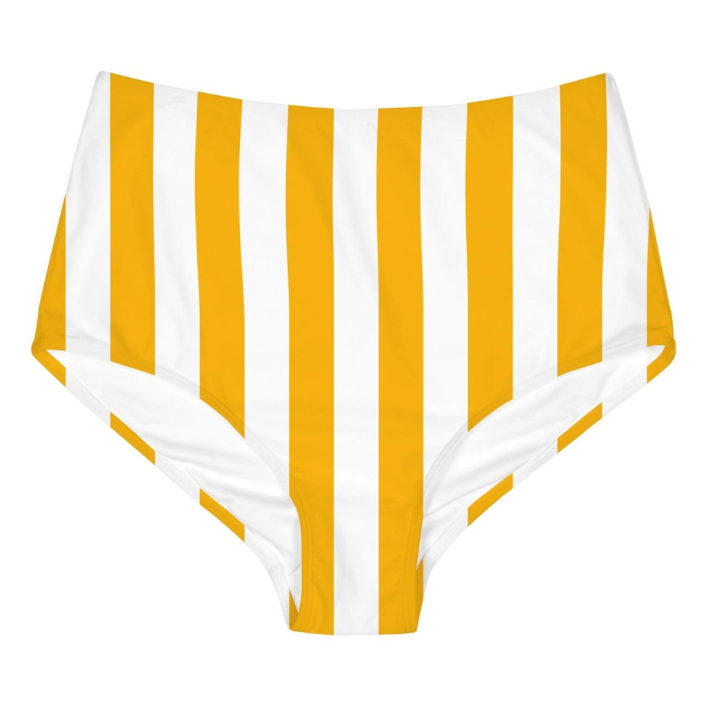 Dedicated - Bikini Pants, Big Stripes