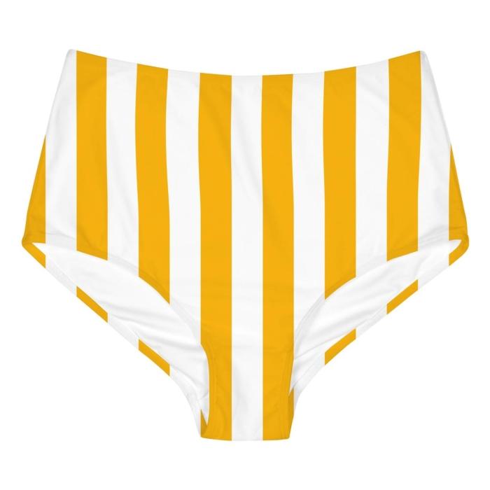 Dedicated - Bikini Pants, Big Stripes