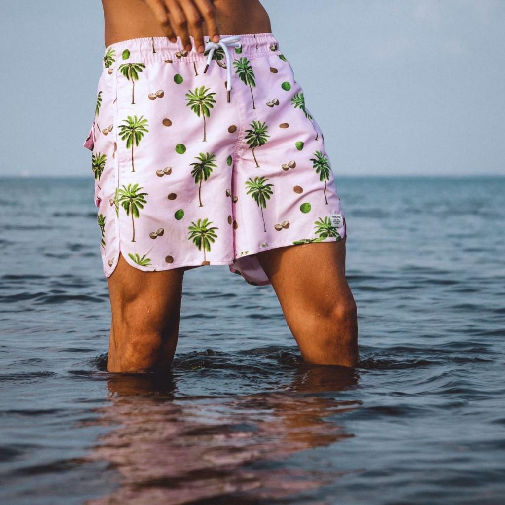 Dedicated - Swim Shorts, Coconuts