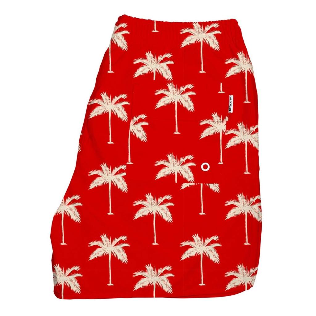 Dedicated - Swim Shorts, Palms