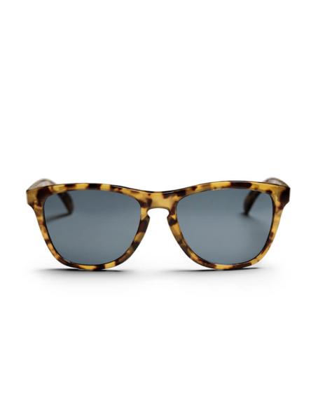 CHPO - Bodhi Sunglasses, Black/Leopard