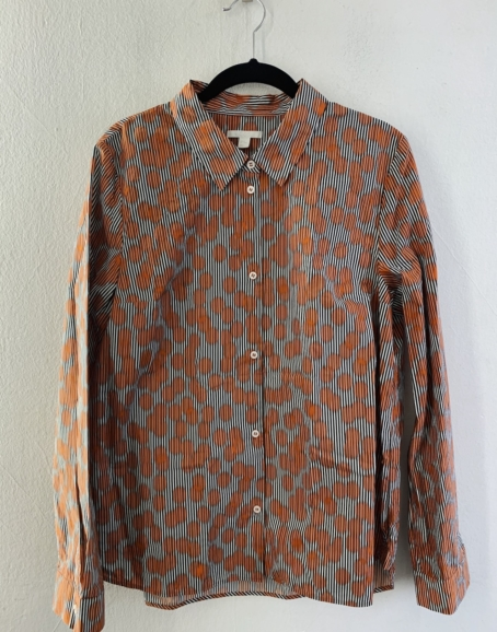 Ecosphere Vintage - Patterned Blouse