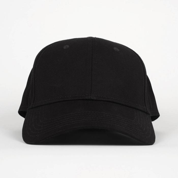 Dedicated - Keps Solid Black