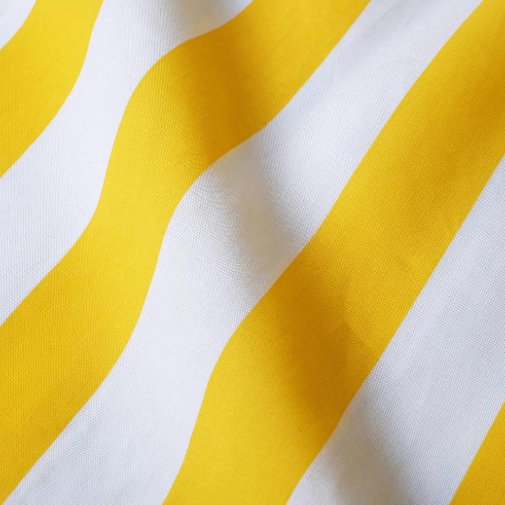 Dedicated - Tencel Shorts, Big Stripes