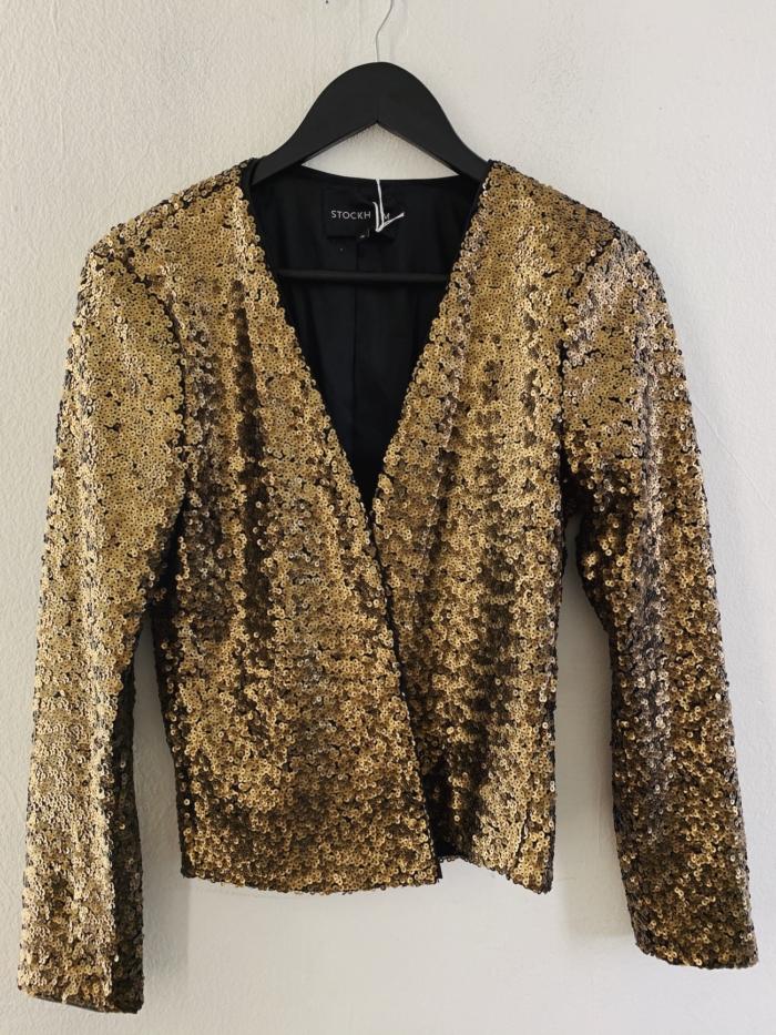 Ecosphere Vintage - Sequin Blazer