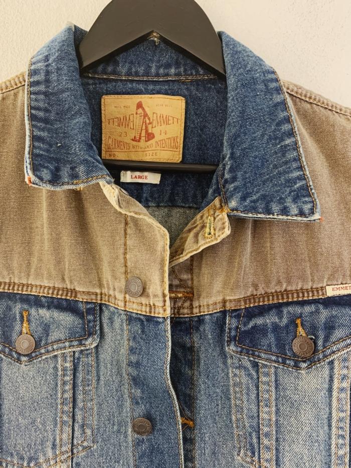 Ecosphere Vintage - Emmett Denim Vest