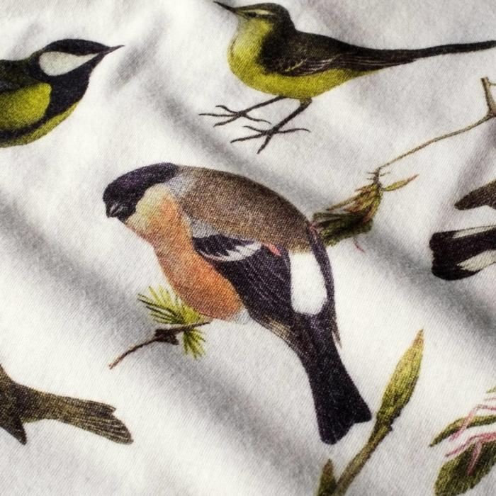 Dedicated - Autumn Birds Sweatshirt