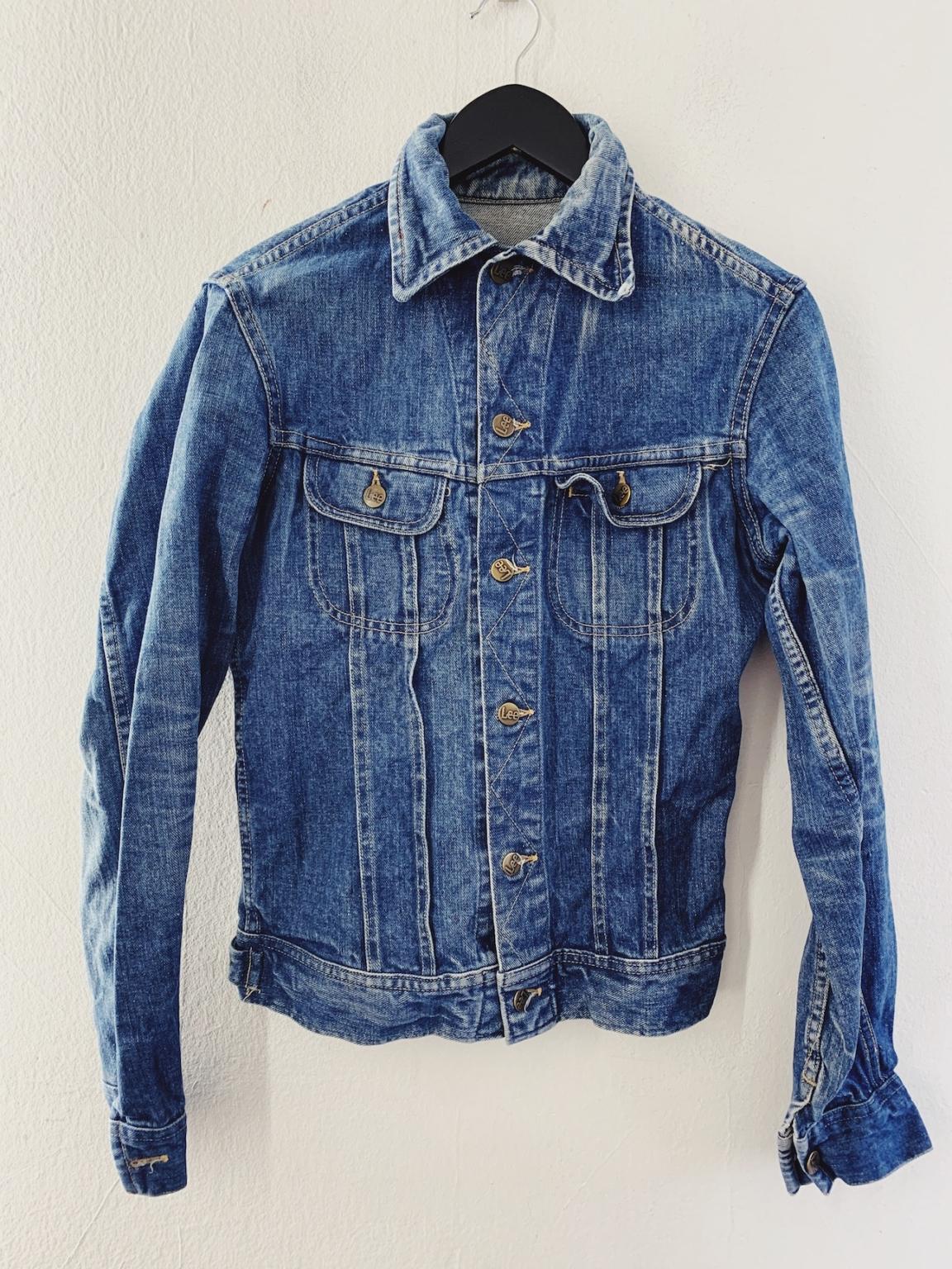 Ecosphere Vintage - Lee Denim Jacket