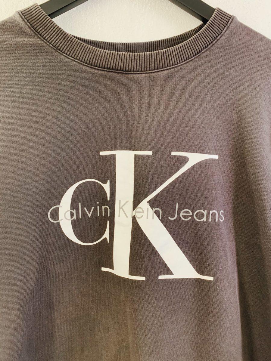 Ecosphere Vintage - Calvin Klein Sweatshirt