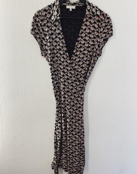 Ecosphere Vintage - Kookai Patterned Dress