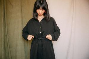 Cossac - Black Boiler Suit