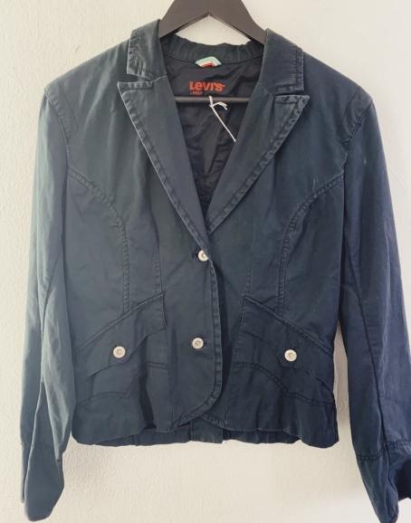 Ecosphere Vintage - Black Levi's Blazer Jacket