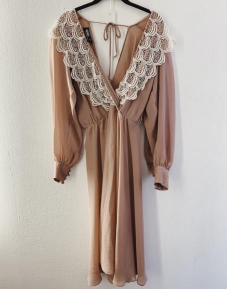 Ecosphere Vintage - Dusty Pink Dress