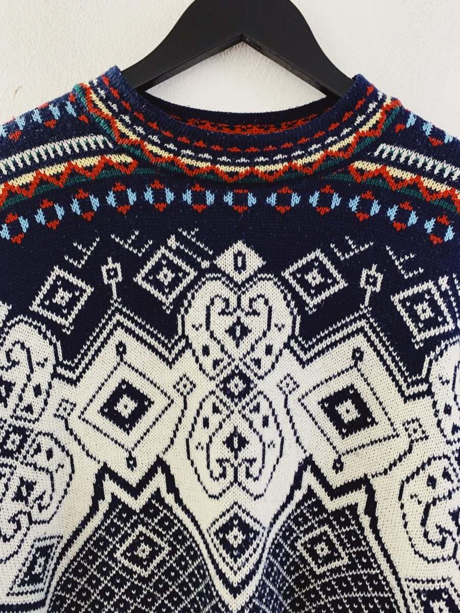 Ecosphere Vintage - Knitted Sweater
