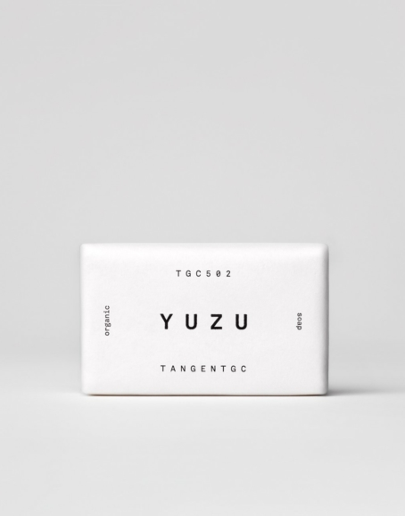 TANGENT GC - Yuzu Organic Soap Bar