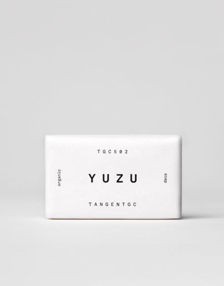 TANGENT GC - Yuzu Organic Soap Bar