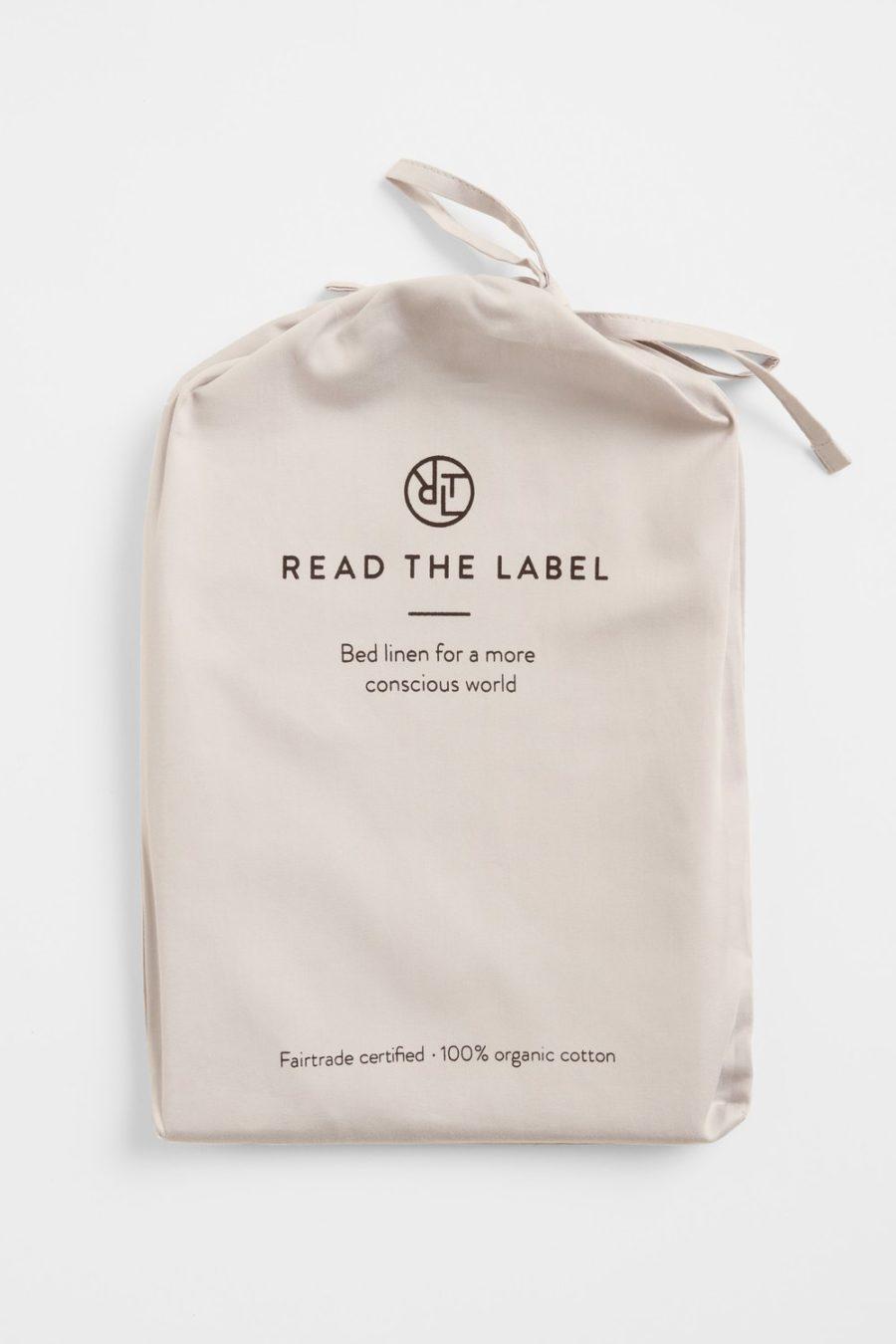 Read The Label - Underlakan, Sand
